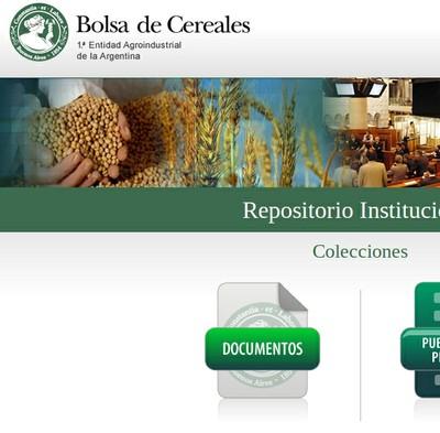 Biblioteca Digital de la Bolsa de Cereales