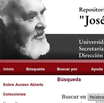 Repositorio Digital Institucional José María Rosa